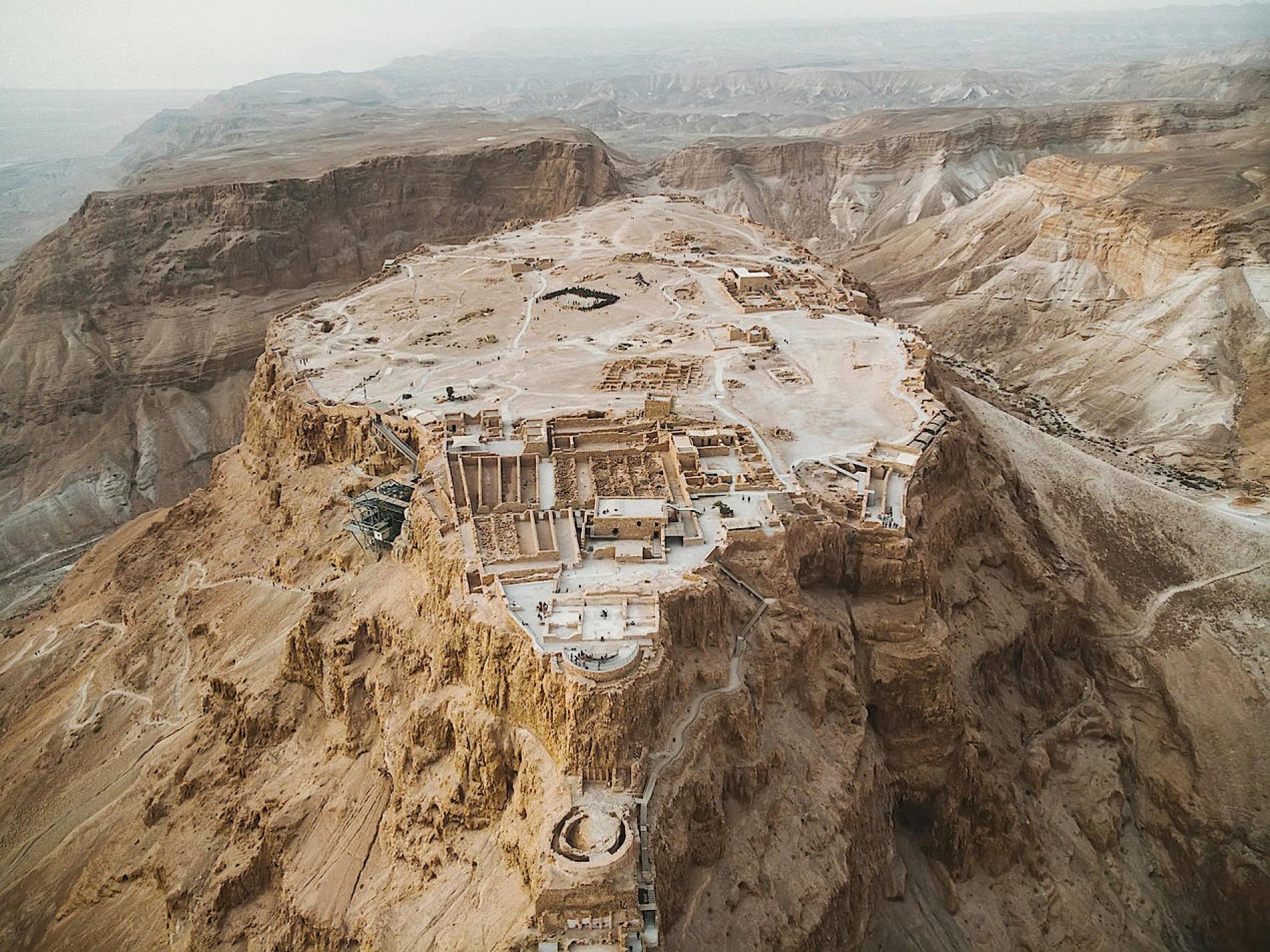 Der Masada Faktor Lesen Sie den Prolog kostenlos